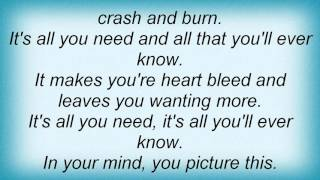 crash and burn lyrics