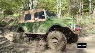 OFF ROAD TISOVEC 2018 -ARO M461 Zostrih By Stenly 288