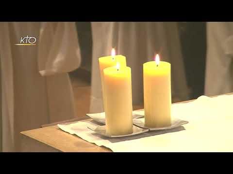 Vêpres et messe du 6 juin 2020