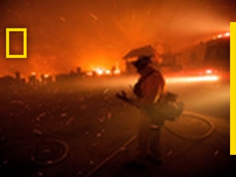 Fighting Wildfires | National Geographic thumbnail