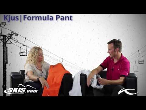2015 Kjus Formula Pant Overview by SkisDOTcom