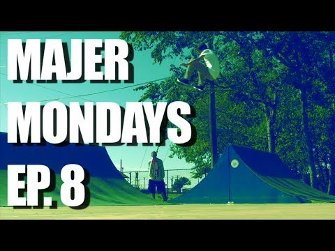 Temple Skatepark with MAJER Crew