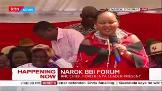 Waiguru wants BBI report to create more slots for women to enable the country meet 2/3 gender rule
