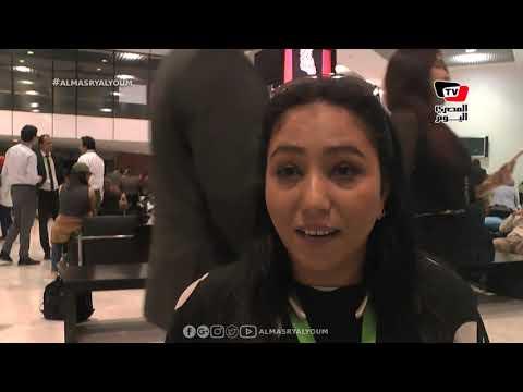 بطلة العالم في ألعاب القوي من منتدي الشباب: هدفنا توعية المصريين بالإعاقة