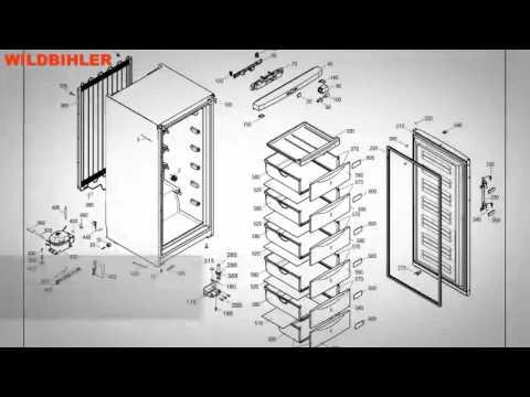 Elektro Wildbihler - Elektrofachgeschäft Liebherr Ersatzteile Küchengeräte Haushaltsgeräte