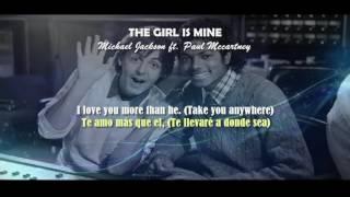 The Girl Is Mine  -  Michael Jackson (Subtitulos En Español - Lyric)