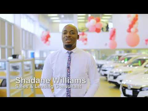 Sales & Leasing Consultant Shadane Williams