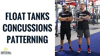 Float Tanks - Concussions - Patterning