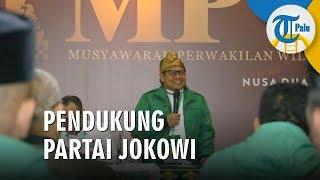 Muktamar PKB Jadi Ajang Konsolidasi Partai Pendukung Jokowi