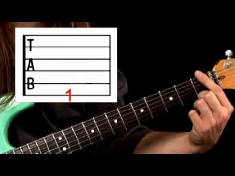 How to Read Guitar Tab - Guitar Lessons for Beginners