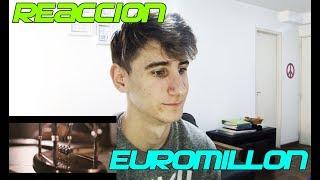 (REACCIÓN) Rels B - EUROMILLÓN (Video Oficial 4K)
