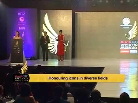Audi RITZ Icon Awards 2014