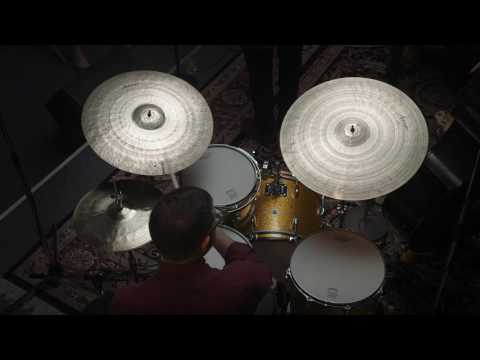Download Sabian Artisan Elite Cymbal Set Played By Mark Guiliana S