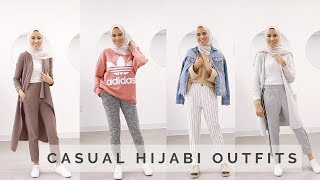 Hijab Outfits- Casual & School Outfits | Simplyjaserah