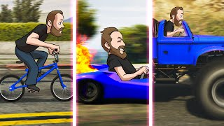 Ultimate GTA5 Relay Race!