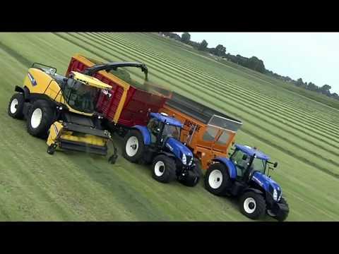 Yılın traktörü seçilmiş traktörlerin harika görüntüleri
