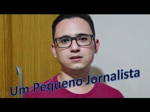 Apresentação e Perspectiva 2017 – Um Pequeno Jornalista