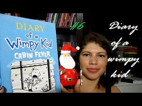 {Natal com livros} Diary of a wimpy kid 6 - Cabin fever