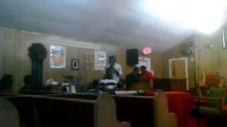 Nick Jones Singing Oh how I love Jesus at Power House cogic