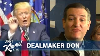 Trump Turns Down COVID Vaccines & Ted Cruz Can't Handle the Truth