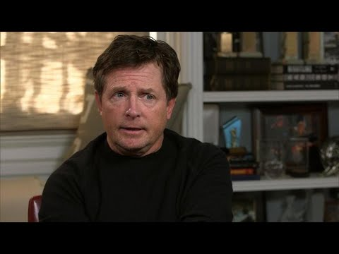 "Michael J. Fox: Parkinson's ""sucks"""