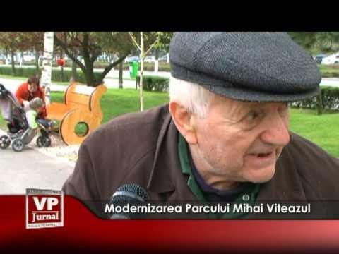 Modernizarea Parcului Mihai Viteazul