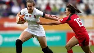 TOP 10 WOMEN RUGBY PLAYERS IN THE WORLD 2018