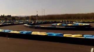 preview picture of video 'Gara Go kart vignanello Tuscia Gianni 114'