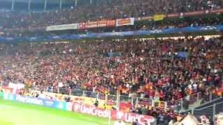 Galatasaray 3-2 Real Madrid   Kadro Sayımı ve Atkı Şov HD