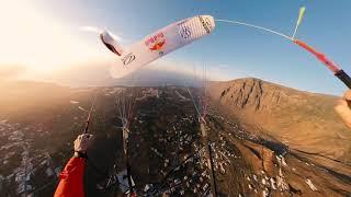 Extreme Synchro Paragliding + FPV ????????