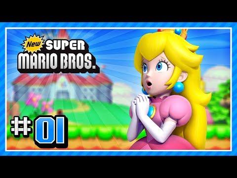 New Super Mario Bros Walkthrough Ds 100 World 8 1