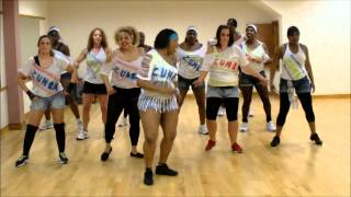 Zumba - Baby Boy song from Beyonce and Sean Paul