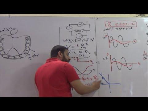 مراجعة الفصل الرابع - الجزء الأول | سنتر إبداع التعليمى | الفيزياء الصف الثالث الثانوى الترمين | طالب اون لاين