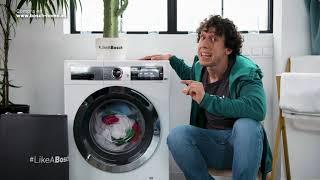 Bosch Lavadoras con autodosificación de detergente y suavizante i-DOS de Bosch - Lava #LikeABosch anuncio