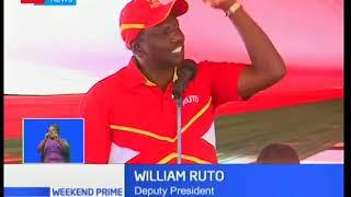 Battles for Western: Uhuru verses Raila