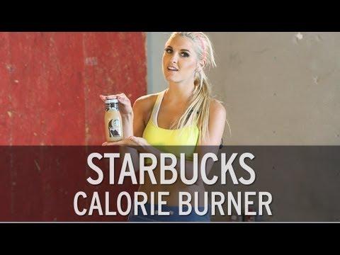 Forbrenn Starbucks Frappucchino på 5 minutter