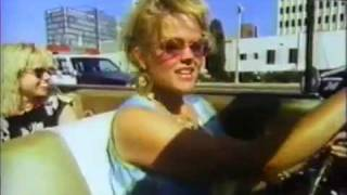 Go-Go's - Our Lips Are Sealed (Extended 12' Version) (Music Video)