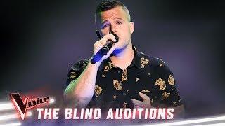 The Blind Auditions: Luke Zancanaro Sings 'Skin' | The Voice Australia 2019