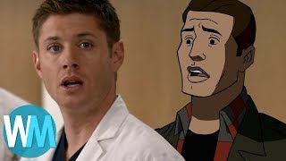 Сверхъестественное, Top 10 Most WTF Supernatural Episodes