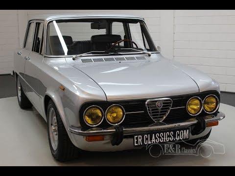 Video of '77 Giulietta Spider - QRR3