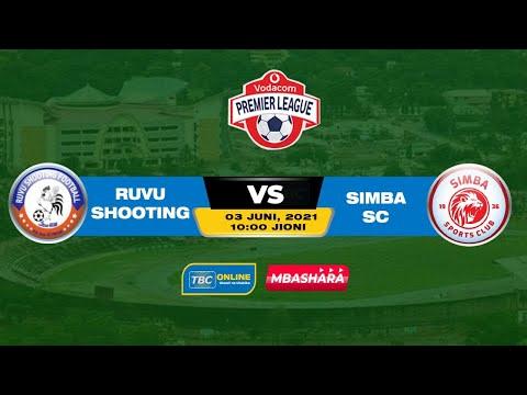 #TBC: RUVU SHOOTING (0) VS (1) SIMBA SC  (UWANJA WA CCM KIRUMBA, MWANZA)
