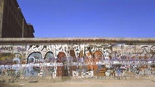 Берлинская стена. В Германии вспомнили тех, кто погиб при побеге из ГДР