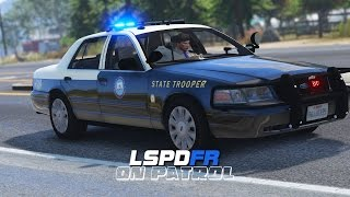 LSPDFR - Day 309 - State Trooper