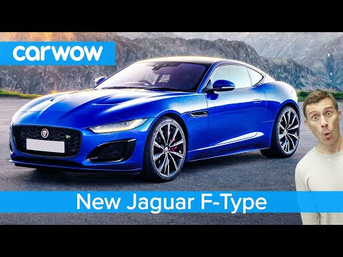 New Jaguar F-Type - what the heck have they done to the design!?!