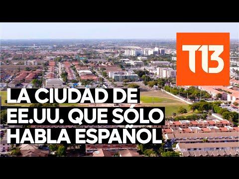 Hialeah: La Ciudad De EE.UU Donde Solo Se Habla Español
