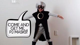 PJ Masks Creations DIY Halloween Costume for PJ Masks villain LUNA GIRL | PJ Masks Official #11