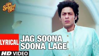 (Lyrical Video) Song | Om Shanti Om | Shahrukh   - YouTube