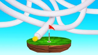 CHOOSE The RIGHT Path For A HOLE IN ONE! (Golf It)