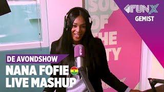 Nana Fofie   Leg Over Mashup (Live)   De Avondshow   FunX