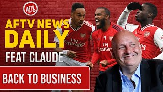 Back To Business! (Feat Claude) | AFTV News Daily